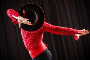 Maestros de renombre figuras del flamenco y la danza