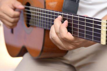 Guitarrista y cantaor de primera categoría